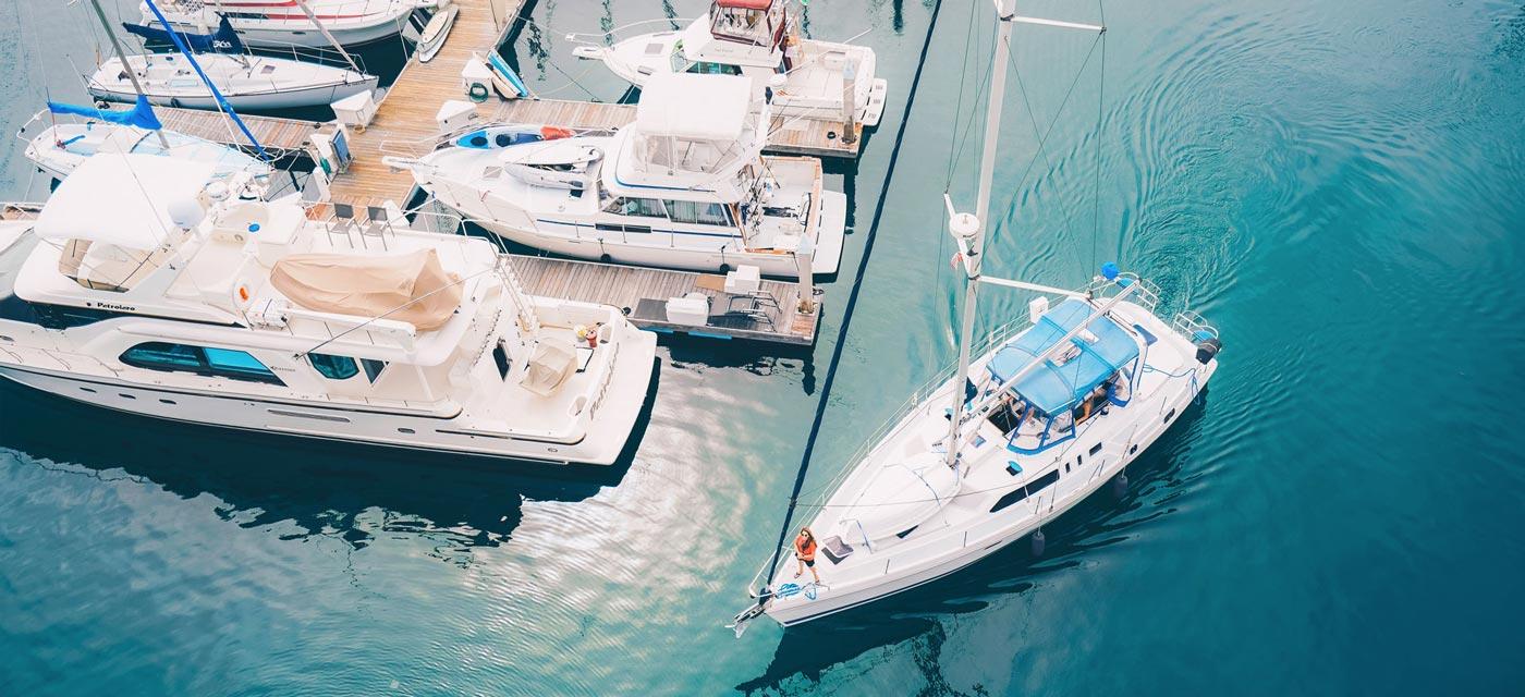 Visuel bateau occasion Larocque Yachting