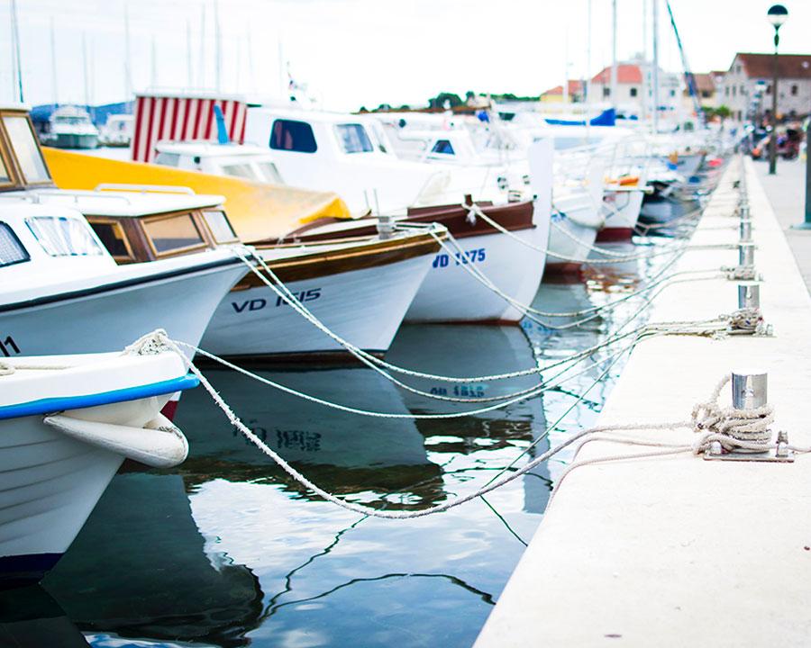 Photo vente bateau à La rochelle avec Larocque Yachting