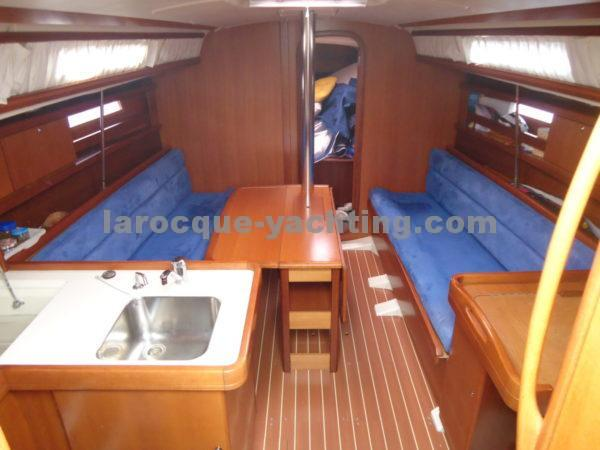 DUFOUR 325 Grand Large 22