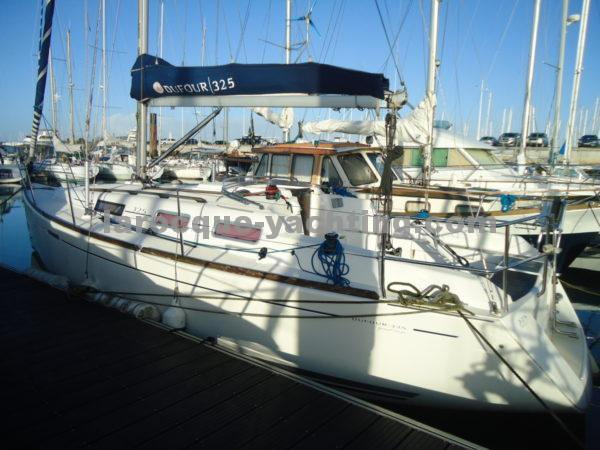 DUFOUR 325 Grand Large 43