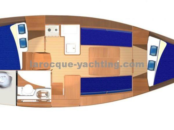 DUFOUR 325 Grand Large 44