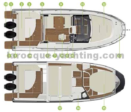 QUICKSILVER ACTIV 855 CRUISER 27