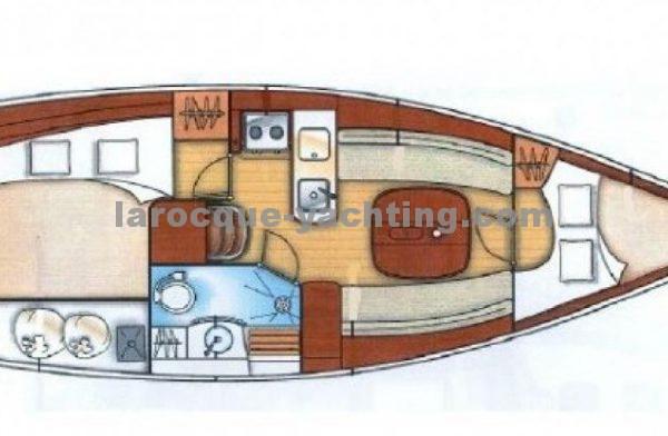 OCEANIS 323 Clipper 95