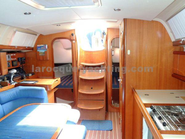 DUFOUR 365 Grand Large 58